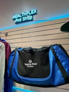 Healthplex-bag